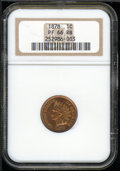 Proof Indian Cents: , 1878 1C, RB