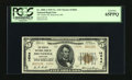 National Bank Notes:Maryland, Brunswick, MD - $5 1929 Ty. 2 The Peoples NB Ch. # 14044. This is awell centered, embossed 14000 charter number note. I...