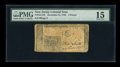 Colonial Notes:New Jersey, New Jersey December 31, 1763 £3 PMG Choice Fine 15....