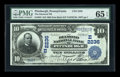 National Bank Notes:Pennsylvania, Pittsburgh, PA - $10 1902 Date Back Fr. 623 The Diamond NB Ch. #(E)2236. ...