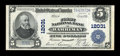 National Bank Notes:Tennessee, Harriman, TN - $5 1902 Plain Back Fr. 608 The First NB Ch. # 12031....