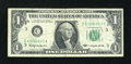 Fr. 1900-C $1 1963 Federal Reserve Note. Fine