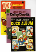 Silver Age (1956-1969):Cartoon Character, Disney Silver Age Comics Group (Dell/Gold Key, 1951-73) Condition: Average FN-.... (Total: 17)