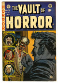 Golden Age (1938-1955):Horror, Vault of Horror #32 (EC, 1953) Condition: FN....