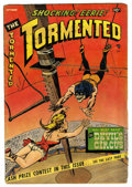 Golden Age (1938-1955):Horror, Tormented #2 (Sterling, 1954) Condition: VG....