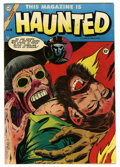 Golden Age (1938-1955):Horror, This Magazine Is Haunted #20 (Fawcett, 1954) Condition: FN....