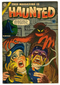 Golden Age (1938-1955):Horror, This Magazine Is Haunted #17 (Fawcett, 1954) Condition: FN+....