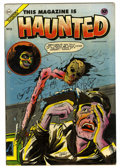 Golden Age (1938-1955):Horror, This Magazine Is Haunted #15 (Fawcett, 1954) Condition: VG/FN....