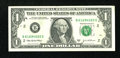 Fr. 1930-B $1 2003A Federal Reserve Note. About Uncirculated
