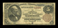 National Bank Notes:Maryland, Baltimore, MD - $5 1882 Brown Back Fr. 474 The NB of Commerce Ch. #4285. ...