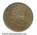 Binder Lots--Three Cent Pieces: , 1860 Half Eagle, Judd-272, Pollock-320, R.6, PR 64 Red and Br...