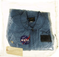 Explorers:Space Exploration, NASA Test Pilot Flight Suit of Robert W. Sommer. ...