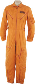 Explorers:Space Exploration, Robert Sommer's NASA Test Pilot Flight Suit. ...