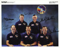 Autographs:Celebrities, Space Shuttle Mission STS-27 Crew Signed Photograph. ...