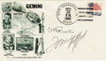 Explorers:Space Exploration, Gemini Titan-6 First Day Cover Signed by Schirra and Stafford. ...