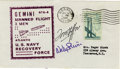 Explorers:Space Exploration, Gemini GTA-6 First Day Cover Signed by Schirra and Stafford. ...