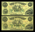 Canadian Currency: , Toronto, ON- The Bank of Toronto $10 (2) Feb. 1, 1923 Ch. #715-22-40. ... (Total: 2 notes)