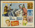 "Movie Posters:Adventure, The Golden Arrow (MGM, 1963). Half Sheet (22"" X 28""). Adventure...."