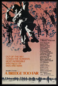 "Movie Posters:War, A Bridge Too Far (United Artists, 1977). One Sheet (27"" X 41"").War...."