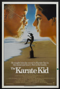 """Movie Posters:Sports, The Karate Kid (Columbia, 1984). One Sheet (27"""" X 41""""). Sports...."""