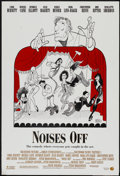 """Movie Posters:Comedy, Noises Off (Buena Vista, 1992). One Sheet (27"""" X 40"""") DS. Comedy...."""