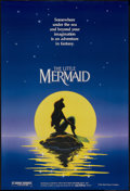"Movie Posters:Animated, The Little Mermaid (Buena Vista, 1989). One Sheet (27"" X 40"") DS.Animated...."