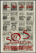 """Movie Posters:Crime, Summer of Sam (Buena Vista, 1999). One Sheet (27"""" X 40"""") DS.Crime...."""