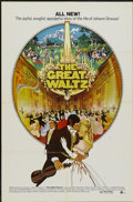 """Movie Posters:Musical, The Great Waltz (MGM, 1972). One Sheet (27"""" X 41""""). Musical...."""