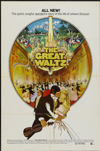 """The Great Waltz (MGM, 1972). One Sheet (27"""" X 41""""). Musical"""