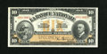 Canadian Currency: , Quebec City, Quebec- LaBanque Nationale $10 Nov. 2, 1922 Charlton510-22-04S Specimen. ...
