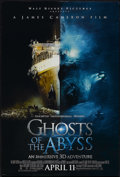 """Movie Posters:Documentary, Ghosts of the Abyss (Buena Vista, 2003). One Sheet (27"""" X 40"""") DS. Documentary...."""