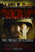 """Movie Posters:War, We Were Soldiers (Paramount, 2002). One Sheet (27"""" X 40"""") SS.War...."""