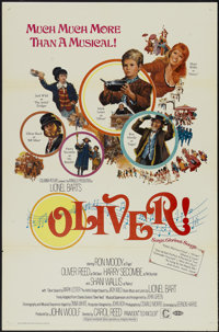 """Oliver! (Columbia, 1968). One Sheet (27"""" X 41""""). Musical"""