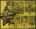 "Movie Posters:Black Films, Jivin' in Be-Bop (Alexander Productions, 1946). Title Lobby Card(10.75"" X 13.5""). Black Films...."