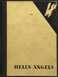 "Movie Posters:War, Hell's Angels (United Artists, 1930). Hardcover Program (5"" X6.75""). War...."