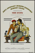 "Movie Posters:Crime, The Sting (Universal, 1973). One Sheet (27"" X 41""). Crime...."