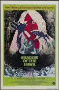 "Movie Posters:Adventure, Shadow of the Hawk (Columbia, 1976). One Sheet (27"" X 41"").Adventure...."