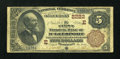 National Bank Notes:Pennsylvania, McKeesport, PA - $5 1882 Brown Back Fr. 474 The First NB Ch. #(E)2222. ...