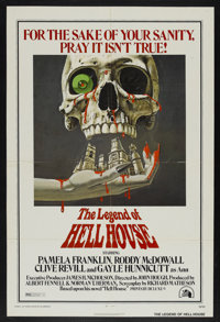 "The Legend Of Hell House (20th Century Fox, 1973). One Sheet (27"" X 41""). Horror"