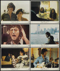 "Movie Posters:Rock and Roll, Imagine: John Lennon (Warner Brothers, 1988). Lobby Cards (6) (11""X 14""). Rock and Roll.... (Total: 6 Items)"
