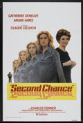 "Movie Posters:Drama, Second Chance (United Artists, 1981). International One Sheet (27"" X 41"") Tri-Folded. Drama...."