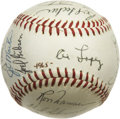 Autographs:Baseballs, 1965 Chicago White Sox Team Signed Baseball. Under the reign ofskipper Al Lopez, the Chicago White Sox enjoyed some years ...