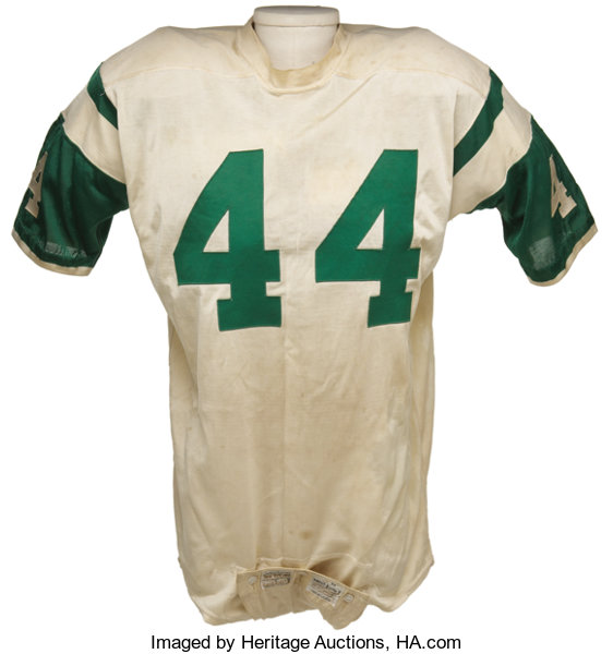 Early 1970 s John Riggins Game Worn Jersey. This superstar  6c10979ed