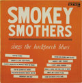 Music Memorabilia:Recordings, Smokey Smothers Sings the Backporch Blues Mono LP (King 779,1962). Many consider this the finest Blues LP that the ... (Total:1 Item)