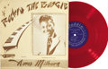"Music Memorabilia:Recordings, Amos Milburn Rockin' The Boogie 10"" LP (Aladdin 592, 1955).Just like the previous lot, only rarer -- the red vi... (Total: 1Item)"