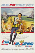 Music Memorabilia:Posters, Elvis Presley Assorted Movie Posters and Lobby Cards. Includesone-sheets for Kid Galahad, Fun in Acapulco, andCh... (Total: 1 Item)