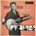 Music Memorabilia:Recordings, Ricky Nelson Teen Time LP (Verve 2083, 1957). The Rock andRoll Hall of Famer's most memorable hits came during ... (Total: 1Item)