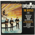 Music Memorabilia:Recordings, Beatles Something New Still Sealed Stereo LP (Capitol 2108,1964). The Fab Four's third Capitol release in 1964 ... (Total: 1Item)