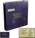 Music Memorabilia:Recordings, The Beatles Collection Limited Edition Box Set - StillSealed Number 0001 (EMI - UK, 1978). This great box set made ...(Total: 1 Item)