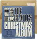 Music Memorabilia:Recordings, The Beatles Christmas Album Fan Club LP w/Mailer (AppleSBC-100, 1970). Near perfect copy of the exclusive fan club ...(Total: 1 Item)